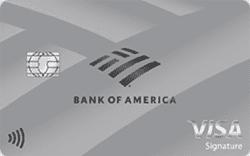 Bank of America® Unlimited Cash Rewards