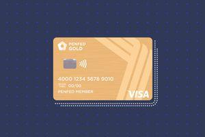 PenFed Gold Visa Card