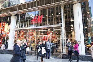 H&M New York City # 1
