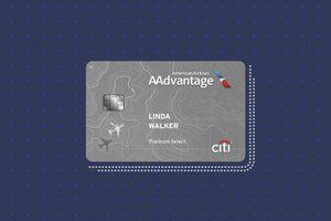 CitiBusiness/AAdvantage Platinum Select Mastercard