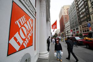 Image of Home Depot exterior