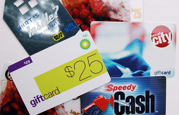 The Best Sites for Discounted Gift Cards