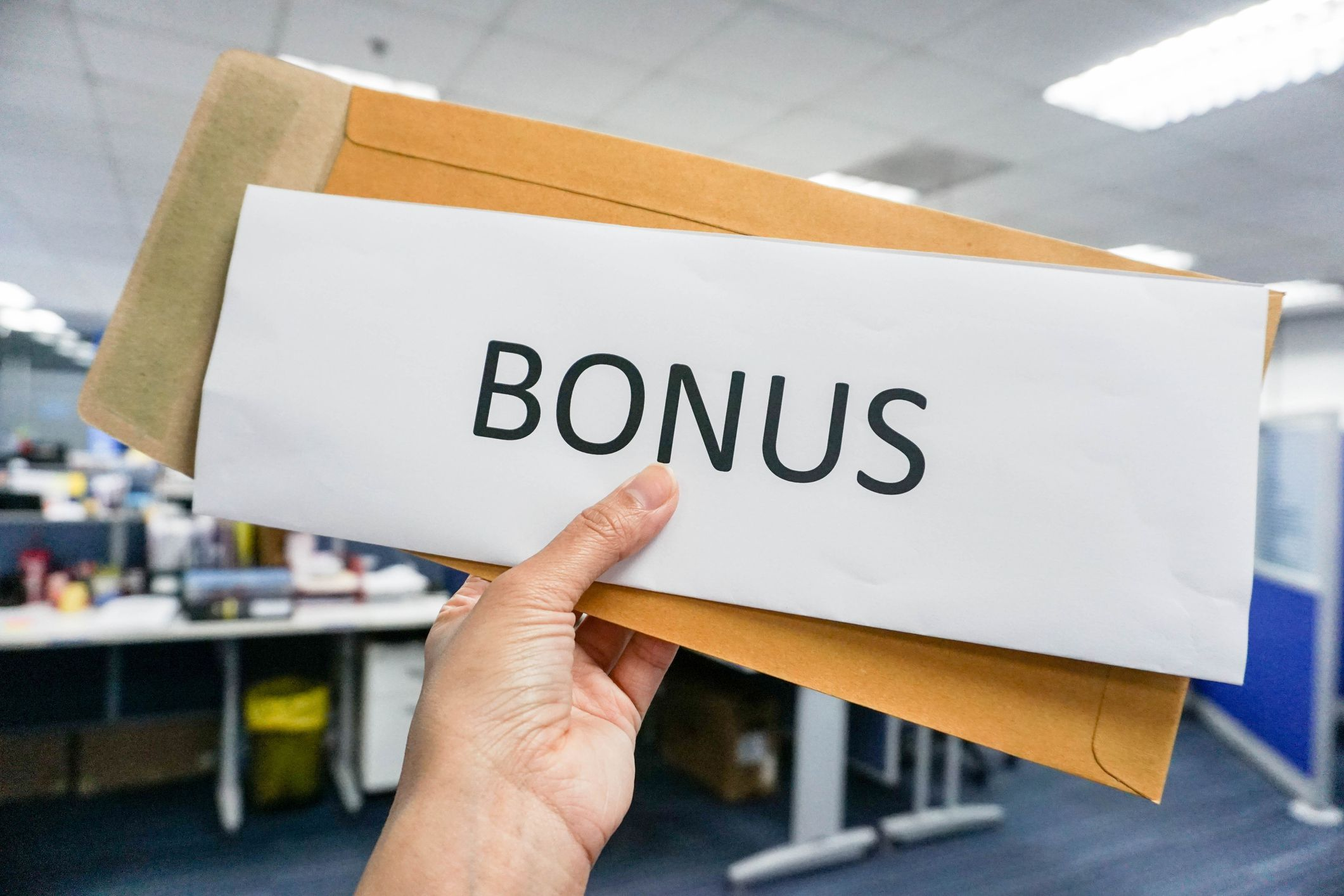 Defining a Performance Bonus