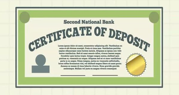 A certificate of deposit, or CD, is a common financial product sold by banks, thrift organizations and credit unions.
