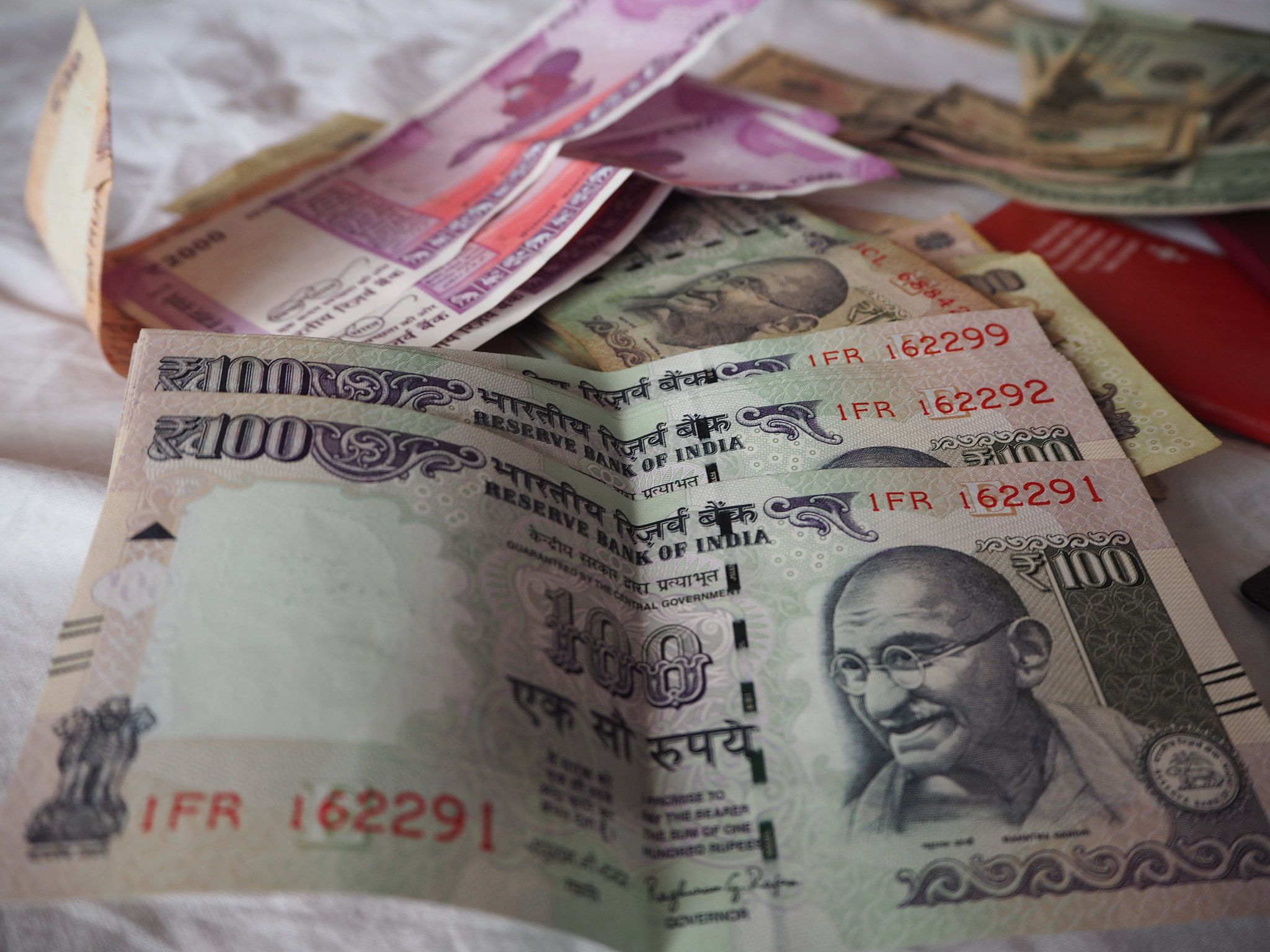 Printing Of Money In India