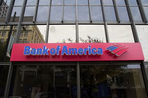 Image of Bank of America branch