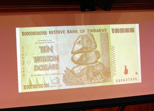 Zwd Zimbabwe Dollar Definition
