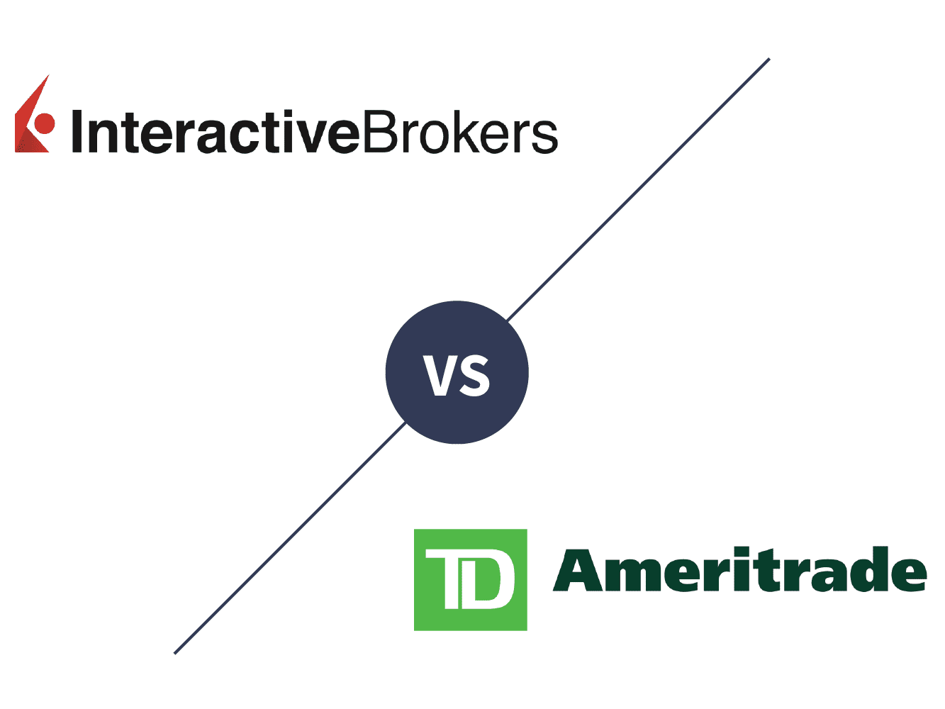 Interactive Brokers vs  TD Ameritrade 2019