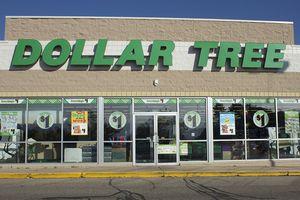 Image of Dollar Tree store