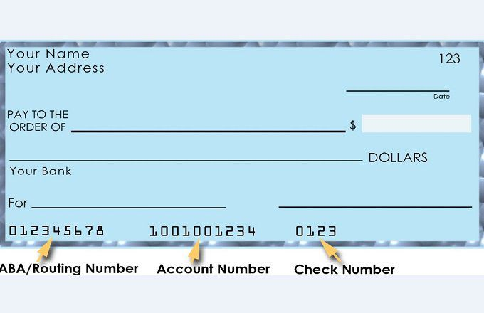 routing number vs account number how they differ