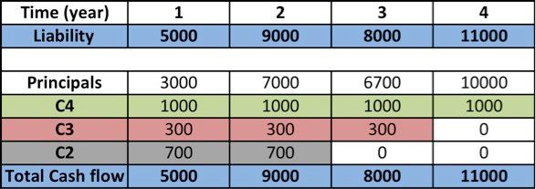 Portfolio Immunization Versus Cash Flow Matching