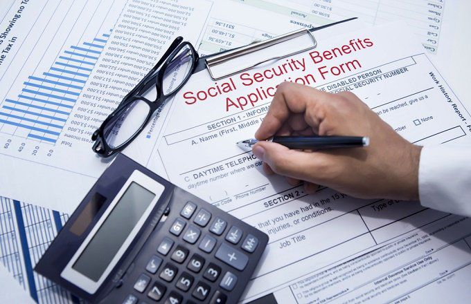 Social Security Disability Benefits Pay Chart 2018 - Best ...