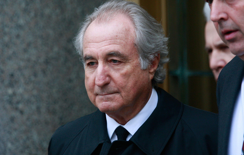 Aftermath Of The Bernie Madoff Ponzi Scheme
