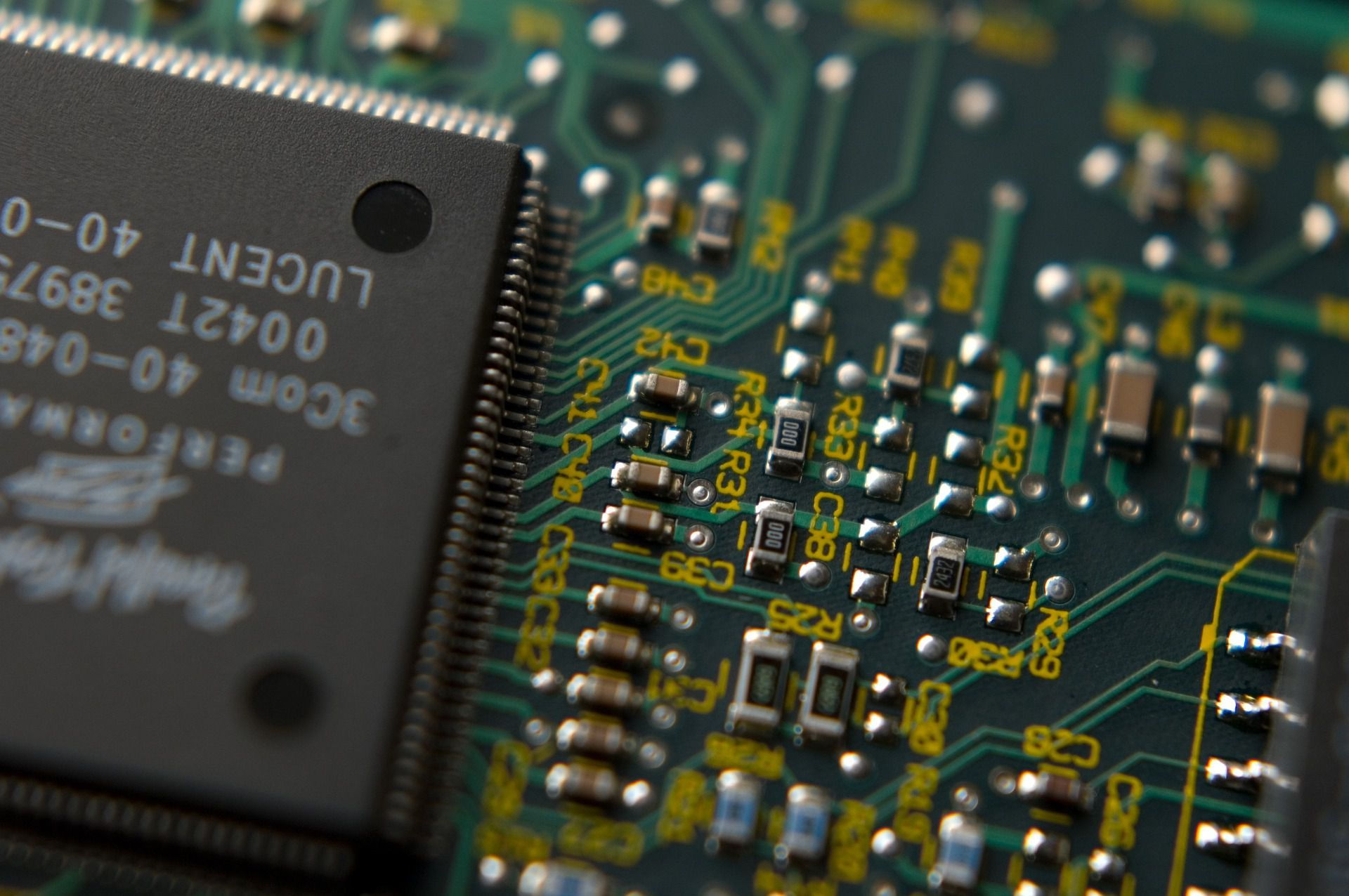 The World's Top 10 Semiconductor Companies