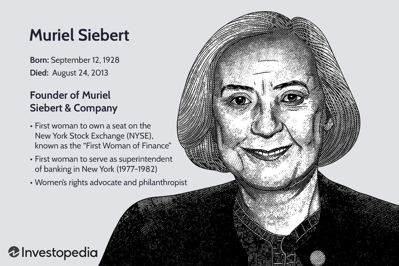 Muriel Sibert