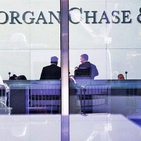 JPMorgan Shares Break Out Toward $100