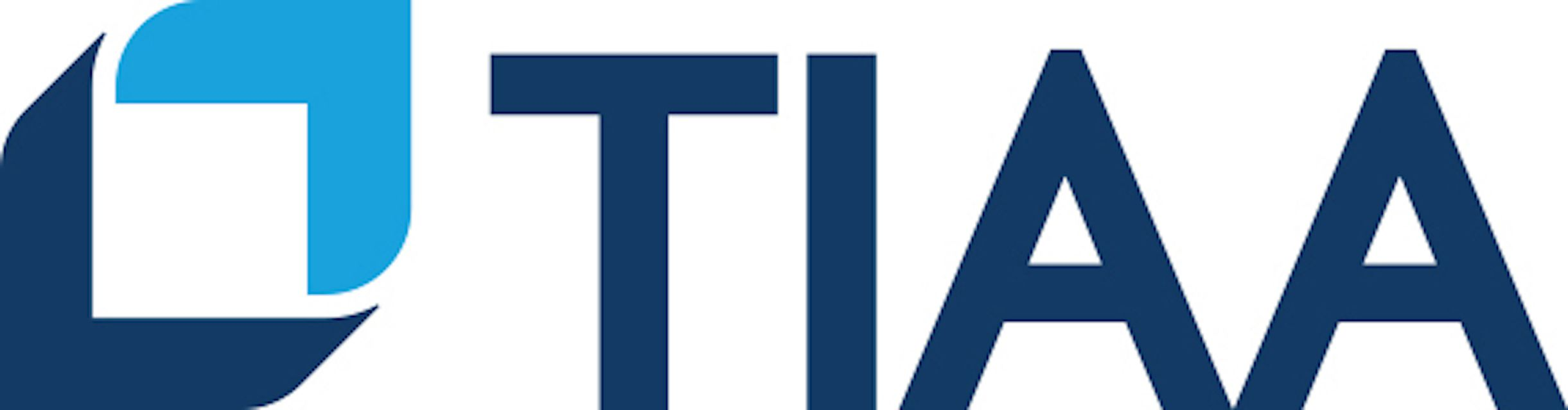 NEW TIAA logo