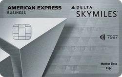 Delta SkyMiles® Platinum Business Card