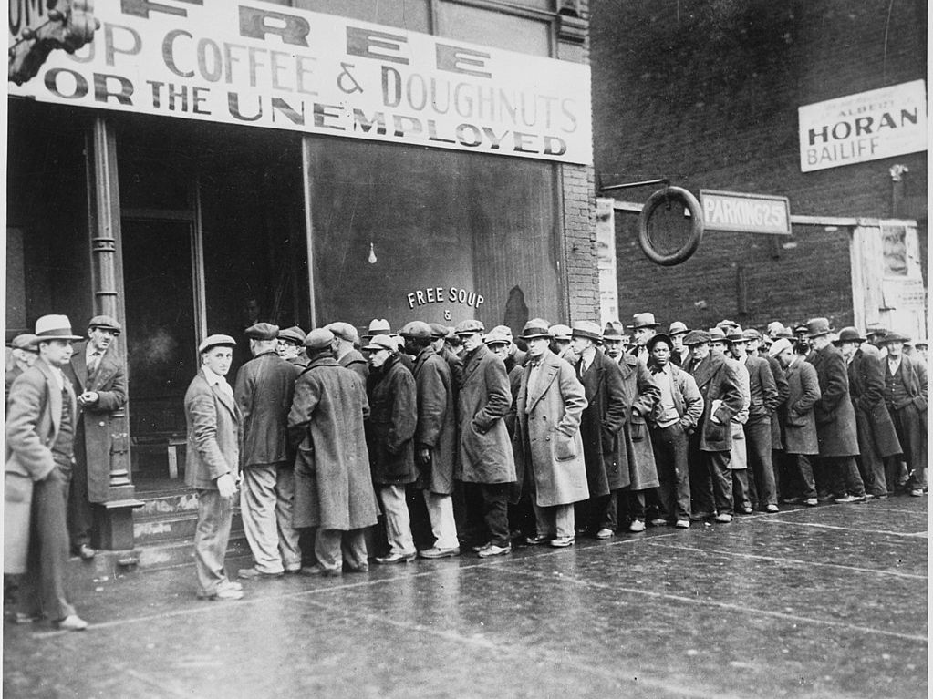 The Economic Effects of the New Deal