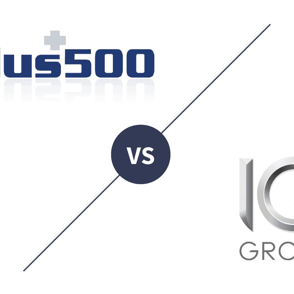 Plus500 vs  IG 2019