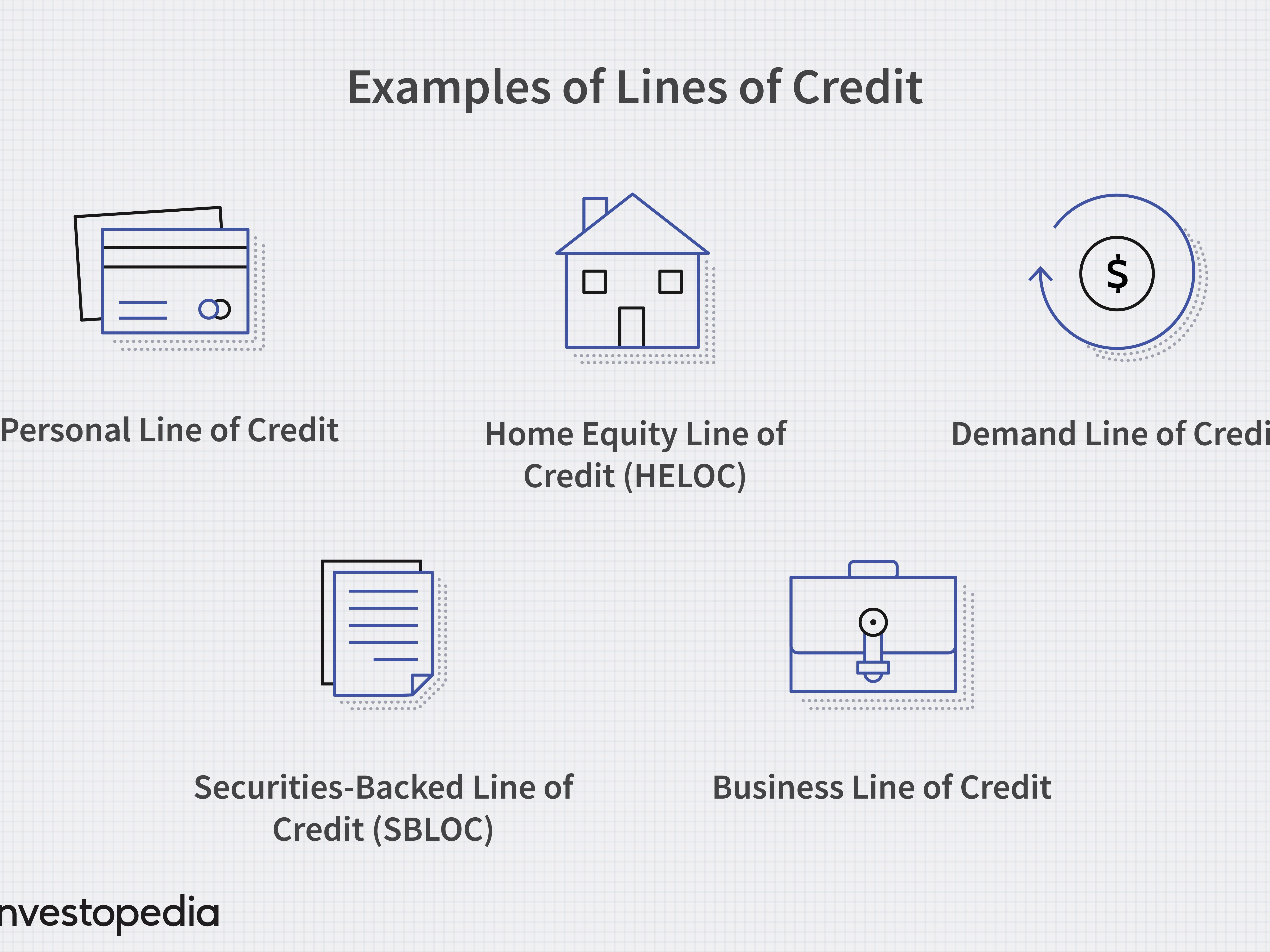 Line of Credit (LOC) Definition, Types, & Examples