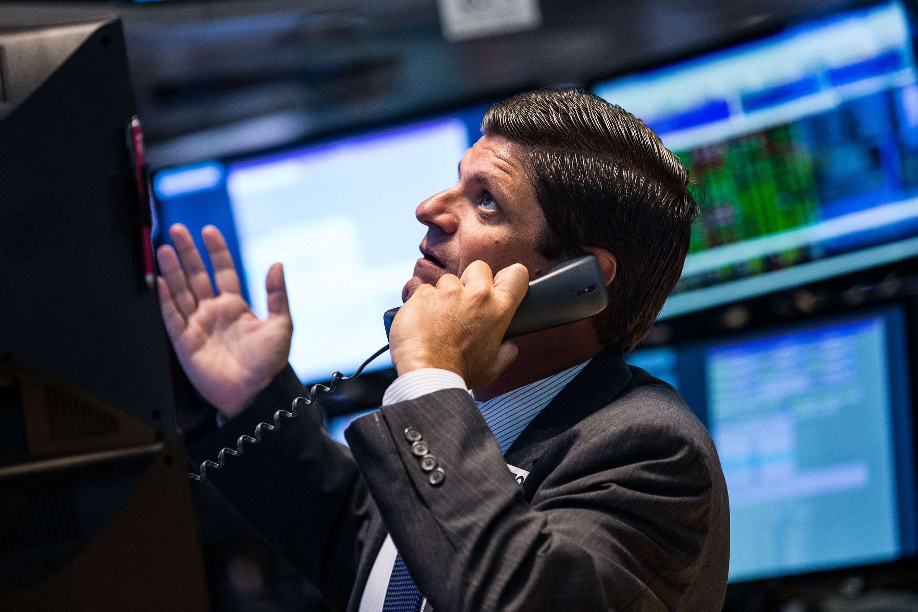 Why Market May See Risky Stock 'Melt Up' Like Late 1990s