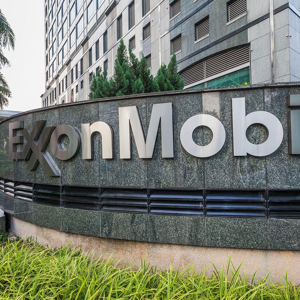 The Top 3 Exxon Mobil Shareholders (XOM)