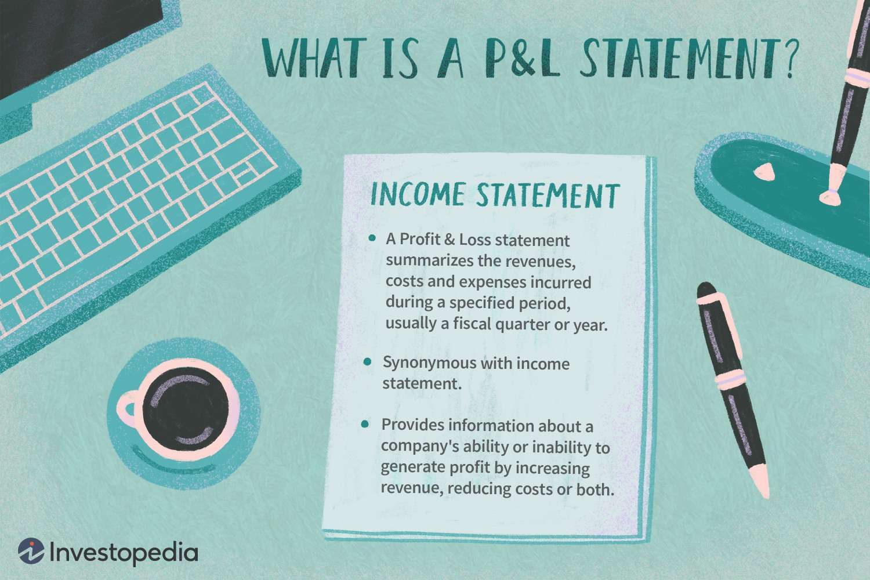 Profit and Loss Statement (P&L) Definition
