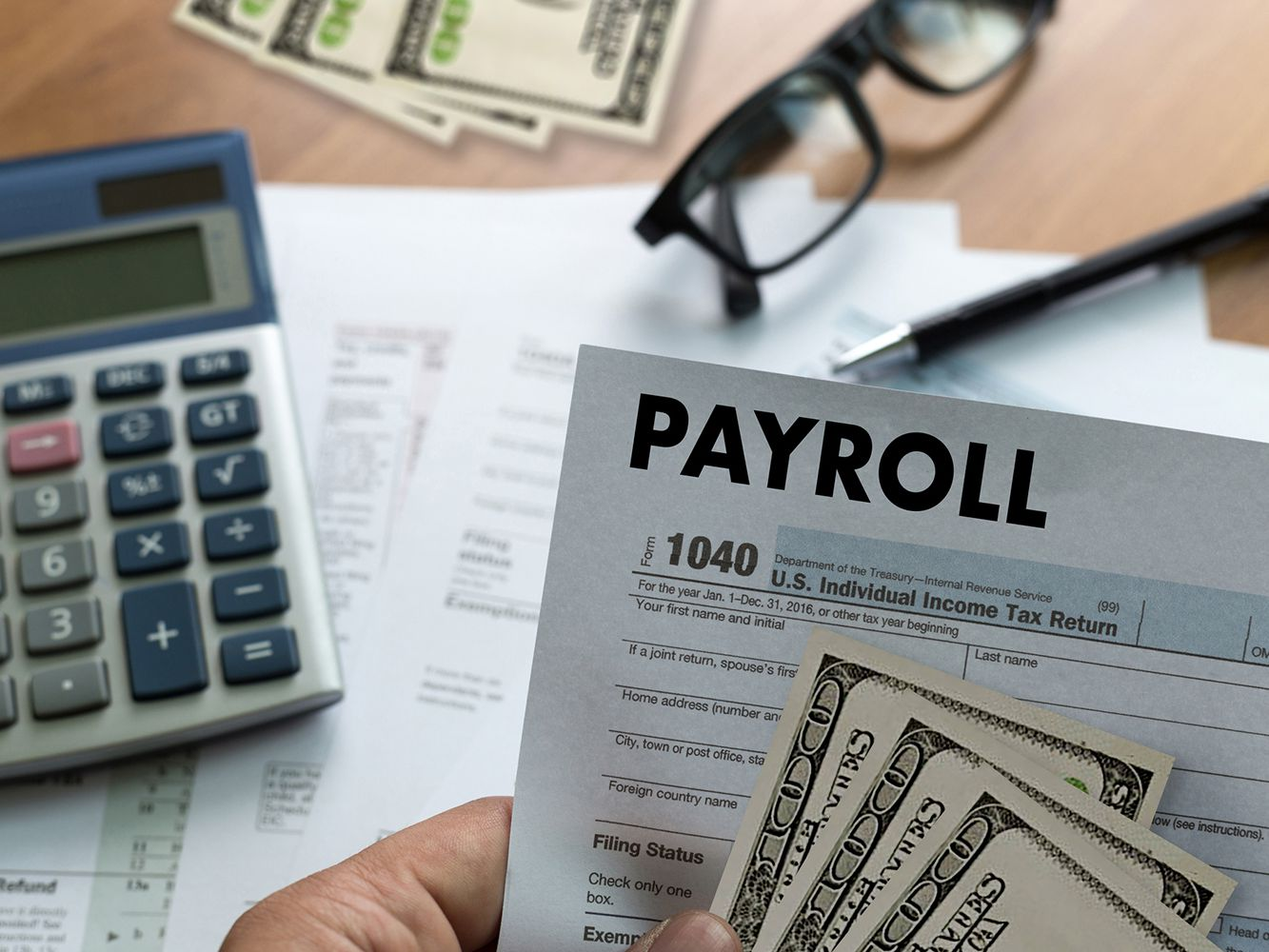What Is a Payroll Card?