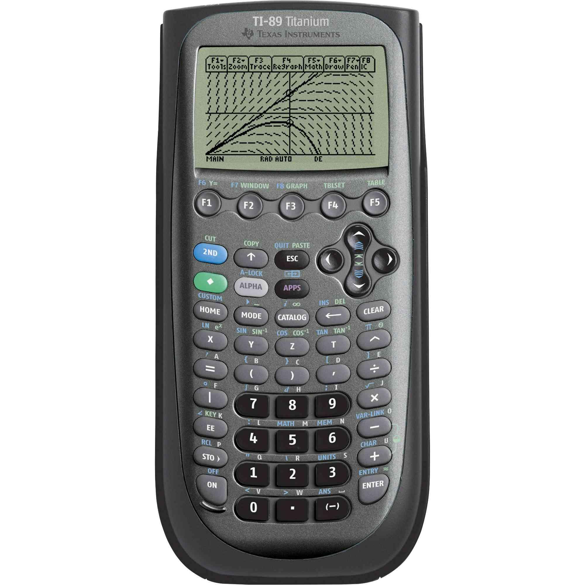 Texas Instruments TI-89 Titanium CAS
