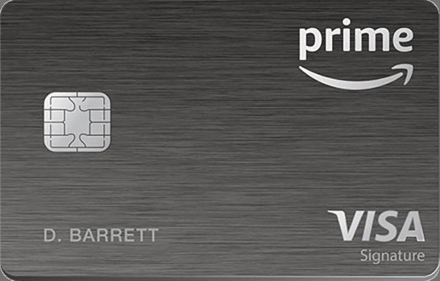 Amazon Prime Rewards Visa Signature Credit Card Review