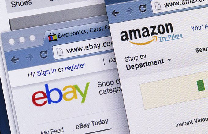 eBay vs  Amazon: What's the Difference?