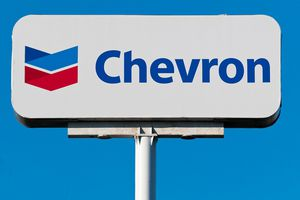 Image of Chevron sign