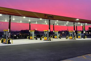 Image of Love's Travel Stop in Florida