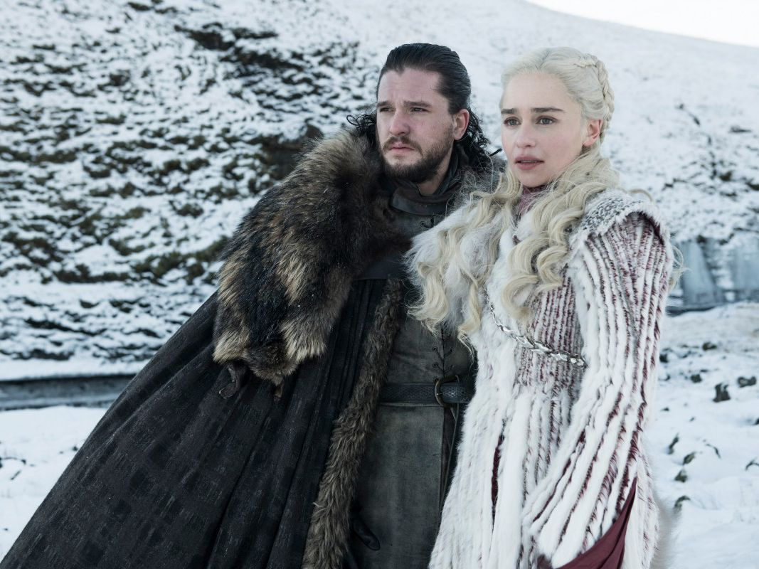 The Success of HBO's Game of Thrones in 5 Charts