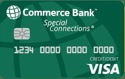 Commerce Bank Secured Visa®