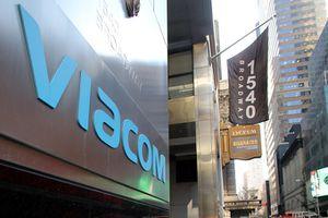 Image of Viacom logo