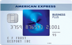 Blue Business® Plus Credit Card