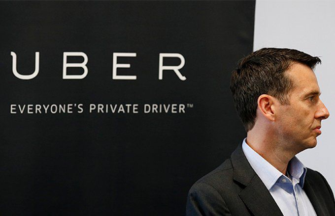 The Story of Uber