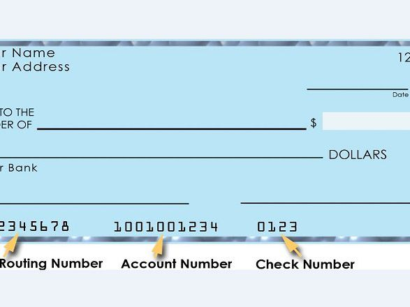 credit one bank routing number