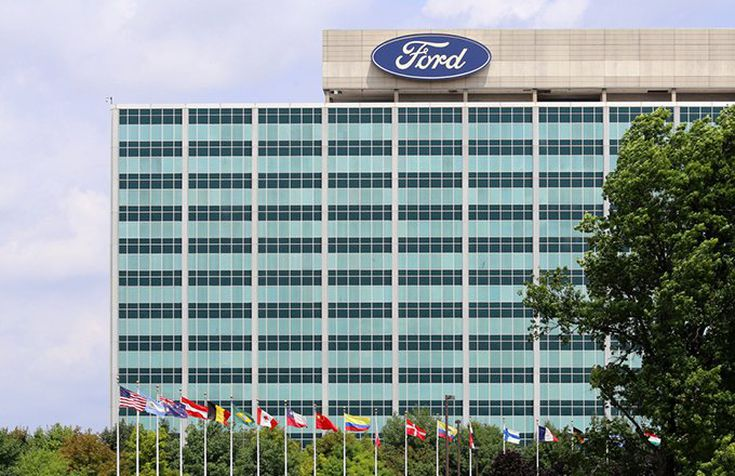 Who are Ford's (F) main suppliers?