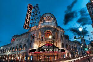 AMC movie theater on Main Street