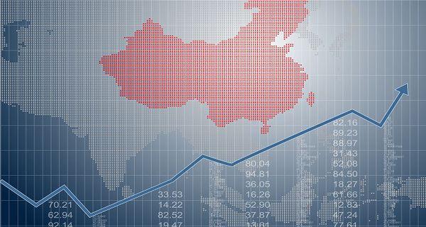 Image representing China stock market