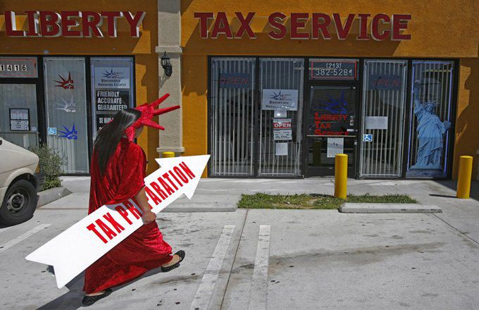 What Will I Pay for Tax Preparation Fees?