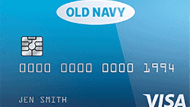 Old Navy Visa Review