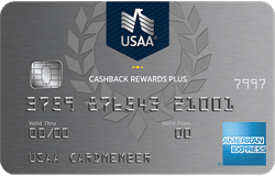 USAA Cashback Rewards Plus American Express® Card