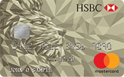 HSBC Gold Credit Card