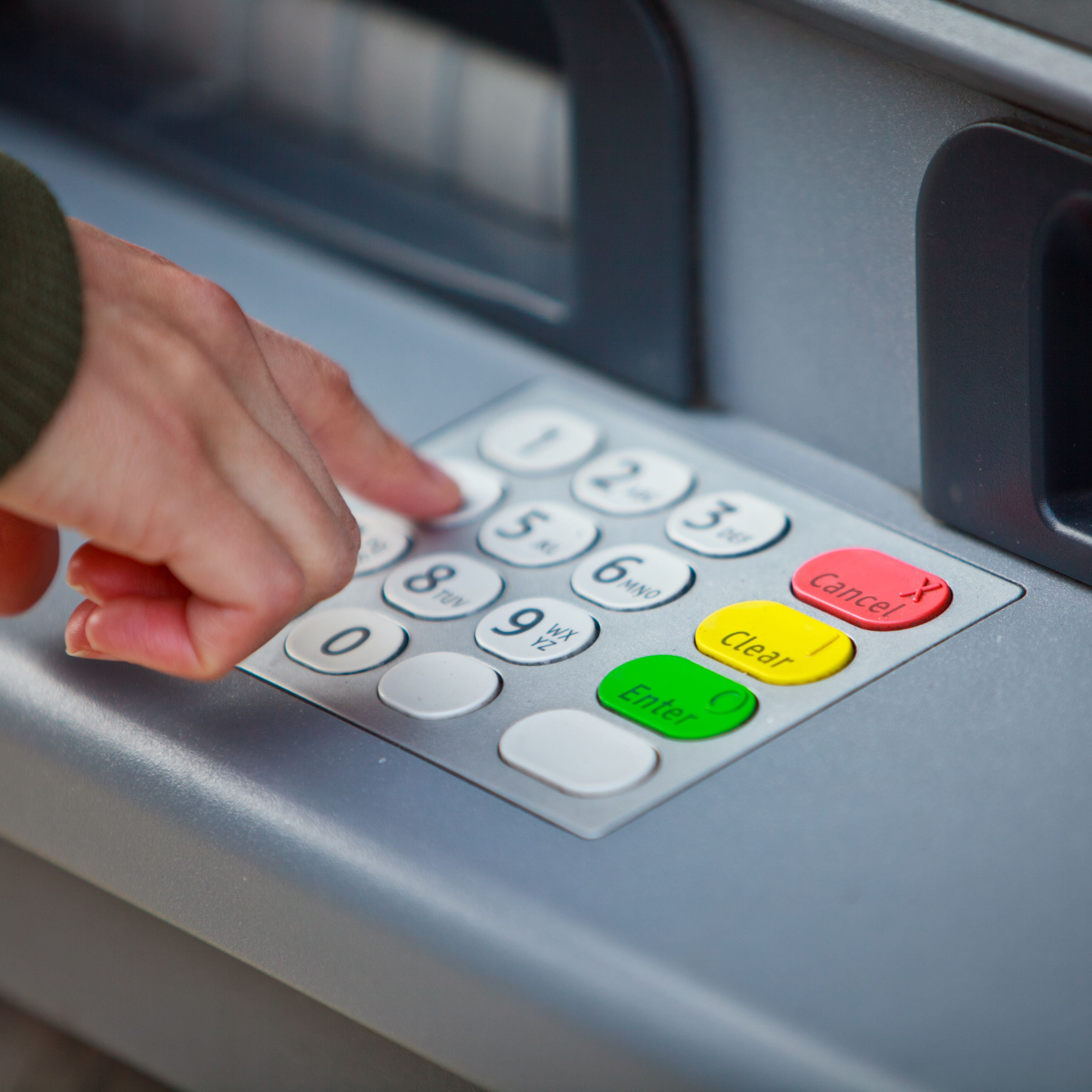 Automated Teller Machine (ATM) Definition