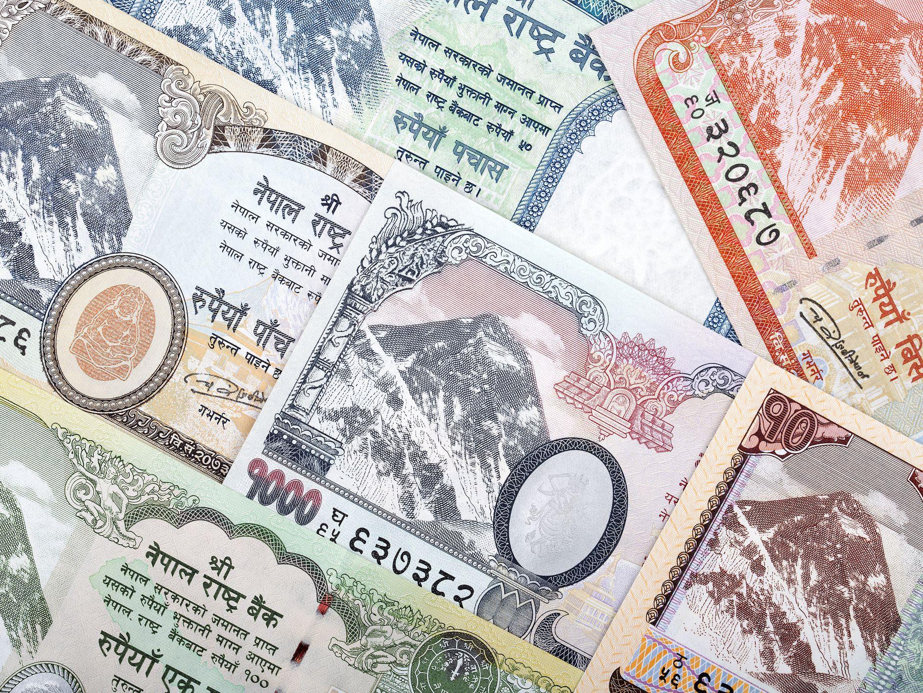 Nepalese Rupee (NPR)