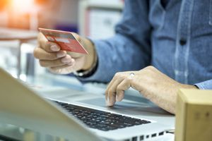 Internet Mobile Banking and Internet of Things Concept